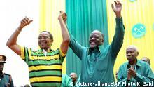 Tansania Wahlkampf - John Pombe Magufuli & Jakaya Kikwete