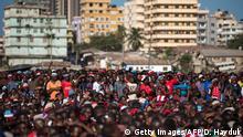 Tansania Wahlkampf - UKAWA