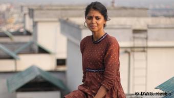 Bangladesch Bloggerin Shammi Haque