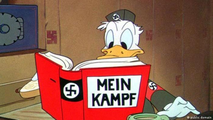 Der Fuehrer's Face (public domain)
