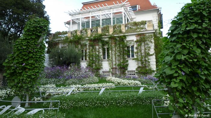 Johannesgasse 35 Vienna, the city's office for gardens (Photo: Manfred Pendl)