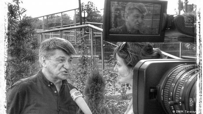 Regisseur Alexander Sokurov