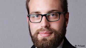 Кшиштоф Мрозек, координатор проекту Eastern Partnership Visa Liberalisation Index