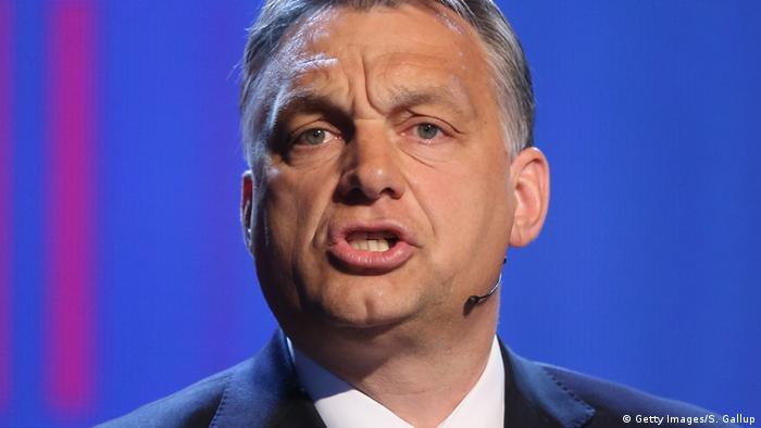 Hungary PM Viktor Orban (Getty Images/S. Gallup)