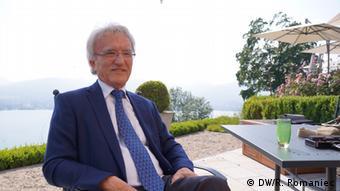 DW-Interview mit Horst Teltschik