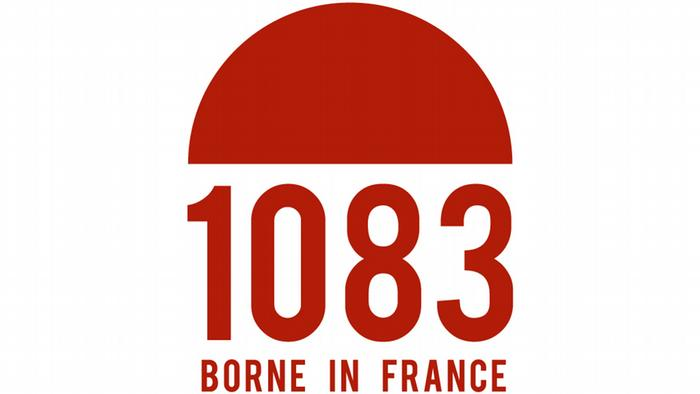 Logo for 1083 Borne in France