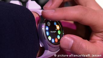 IFA Berlin 2015 Smartwatch