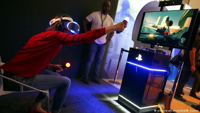 IFA Berlin 2015 Play-Station