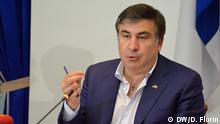 Ukraine Odessa Gouverneur Mikhail Saakashvili