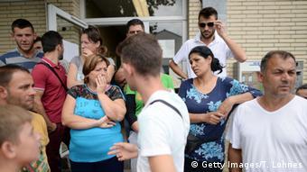 Αλβανοί μετανάστες στη Γερμανία