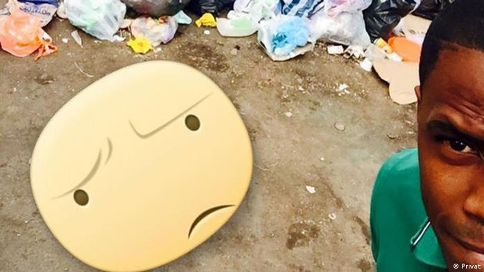 Kampagne Selfie - Lixo