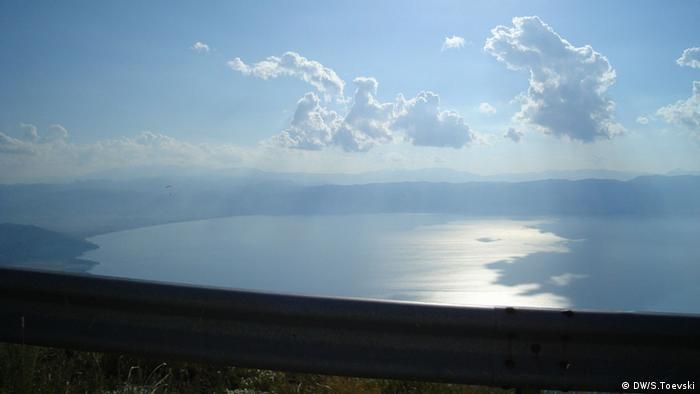Mazedonien Ein Bergsee auf Sar Planina