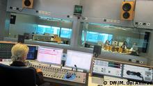Bonn Deutsche Welle Radio Studio Afghanistan Service Bild: DW/M. Gol Ahmad