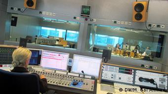 Les studios de la DW à Bonn