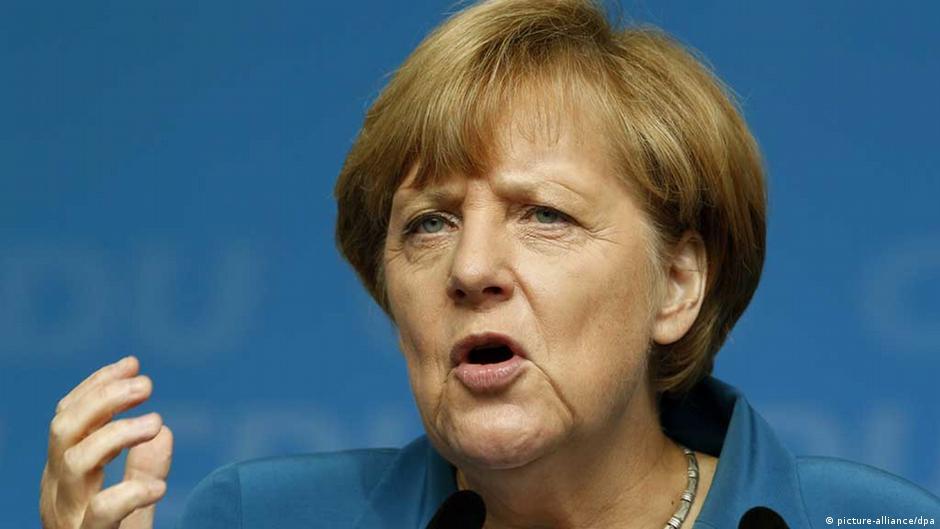 Меркель предупредила об угрозе вспышки правого террора   Новости из Германии о Германии   DW   05.09.2015