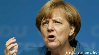 «Η παρούσα πολιτική της ΕΕ απέναντι στους αιτούντες άσυλο δεν λειτουργεί» είπε η Άγκελα Μέρκελ