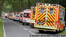 Deutschland Massenvergiftung mit Drogen in Handeloh
