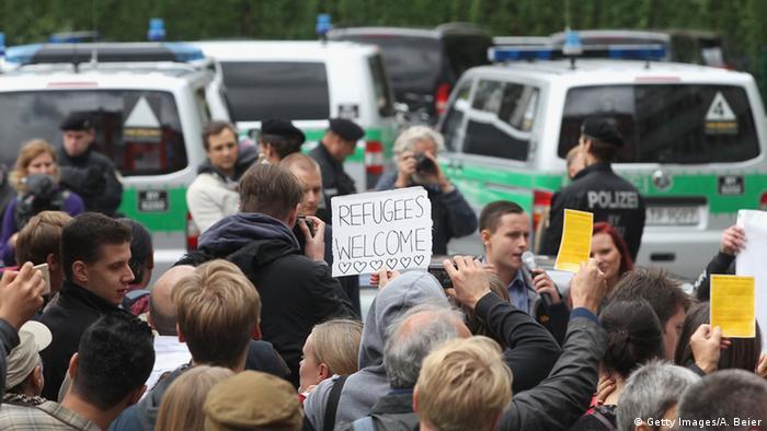 U Njemaöku je 2015. stiglo skoro milijun izbjeglica