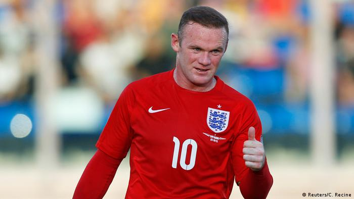 Fußball San Marino England EM-Qualifikation Wayne Rooney (Reuters/C. Recine)