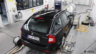 ADAC Abgastest CO2 Verbrauch