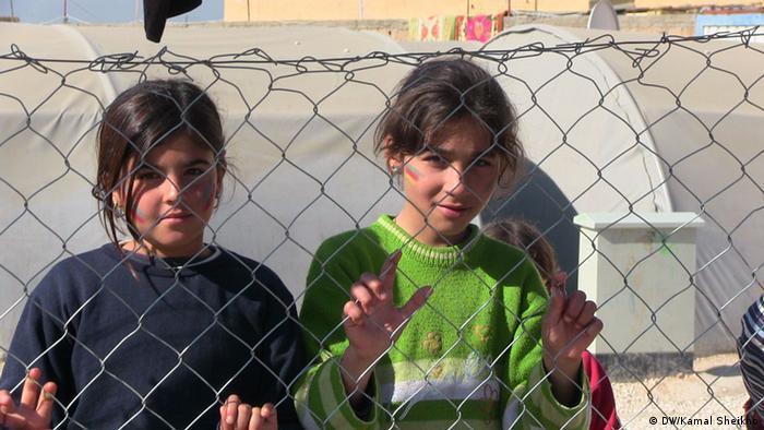Türkei Flüchtlingslager Grenze Syrien