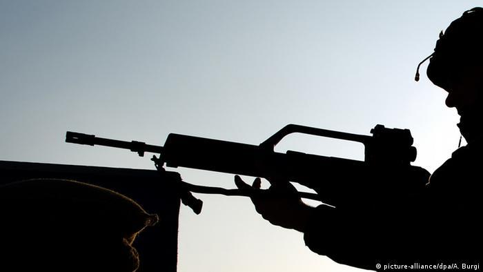 Deutschland Sturmgewehr G36