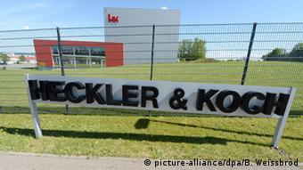 Heckler & Koch HQ (picture-alliance/dpa/B. Weissbrod)