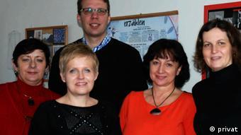 Vorstand des slowakischen Deutschlehrerverbands