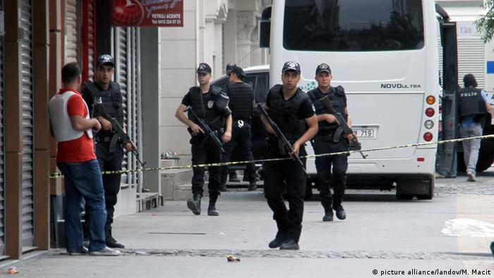 Bingöl'de bombalı saldırı