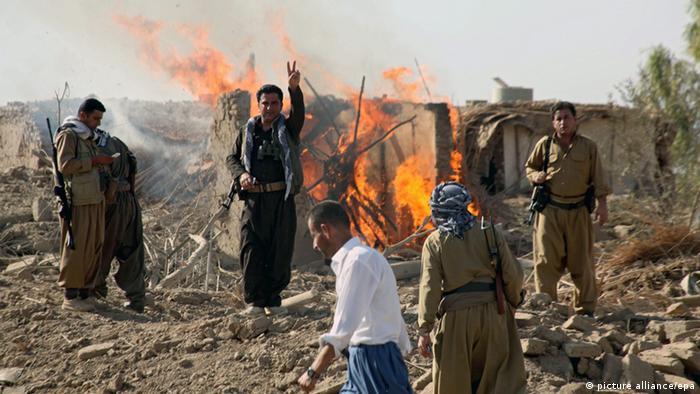 """كردستان العراق: تحليلات تظهر استخدام """"داعش"""" لغاز الخردل"""