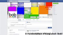Screenshot Facebook Boys of Bangladesh (BoB)