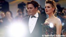 Film Venedig Filmfestival Johnny Depp