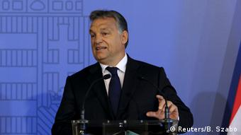 Ungarn Flüchtlingskrise Rede Orban