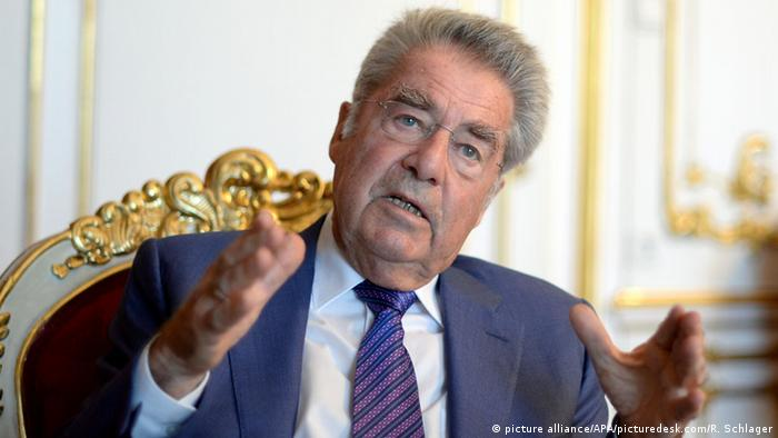 هاینتس فیشر، رئيس جمهور اتریش
