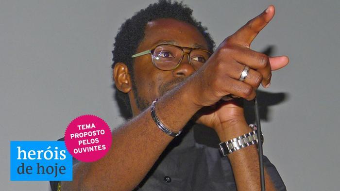 Rapper angolano MCK