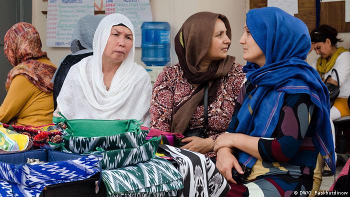 Афганские беженцы в Таджикистане