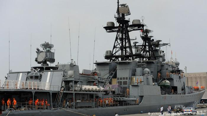 Russland militärische Aufrüstung