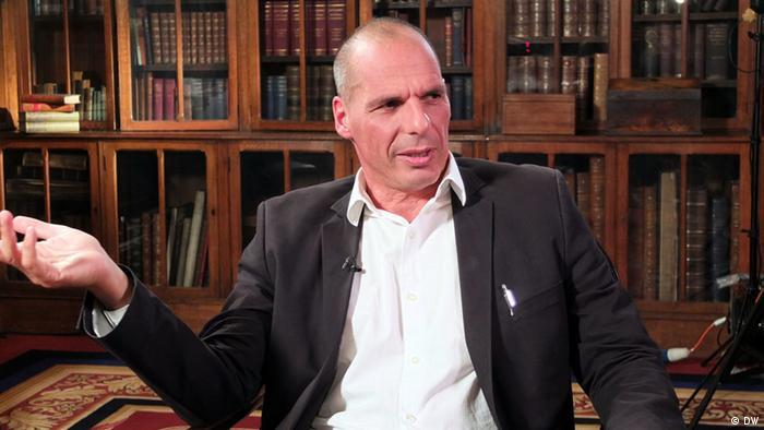 Yanis Varoufakis in Conflict Zone