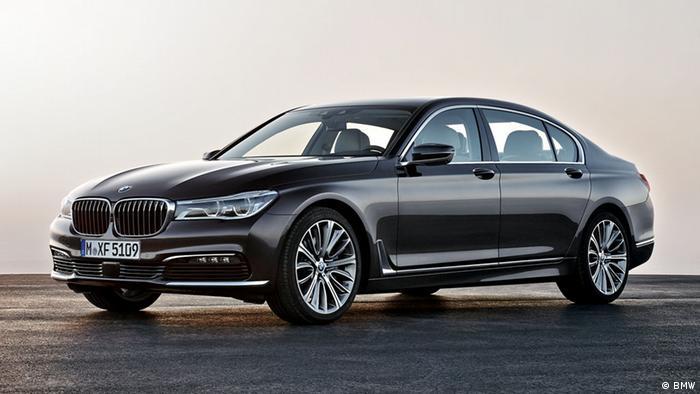 BMW 750i 7er Reihe xDrive 2015