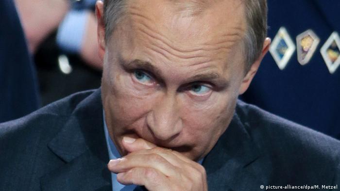 El presidente ruso, Vladímir Putin.