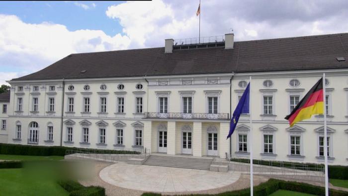 Palácio Bellevue, residência do presidente alemão