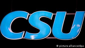 CSU Logo (picture-alliance/dpa)