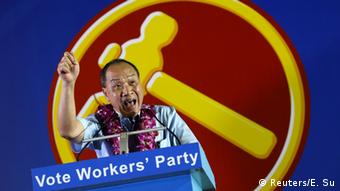 Singapur Wahlen 2015