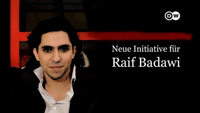 Startbild Video Raif Badawi