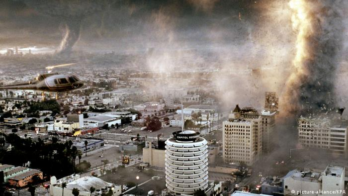 USA The Day After Tomorrow von Roland Emmerich. Foto: picture-alliance/KPA