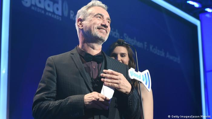 Roland Emmerich Regisseur Glaad Media Awards Beverly Hills Kalifornien USA