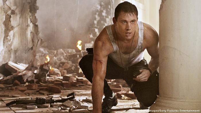 USA White House Down von Roland Emmerich. Foto: Getty Images/Sony Pictures