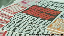 BILD Zeitung druckt keine Bilder