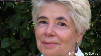 USA Autorin Gwenda Blair
