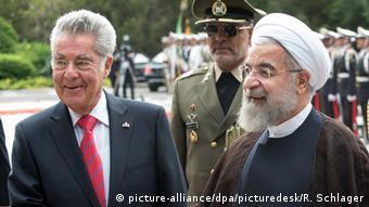 هاینتس فیشر، رئیس جمهور اتریش: سفر روحانی در دوره من انجام نخواهد شد